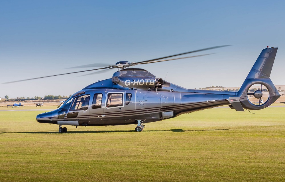 UK Helicopter Charter