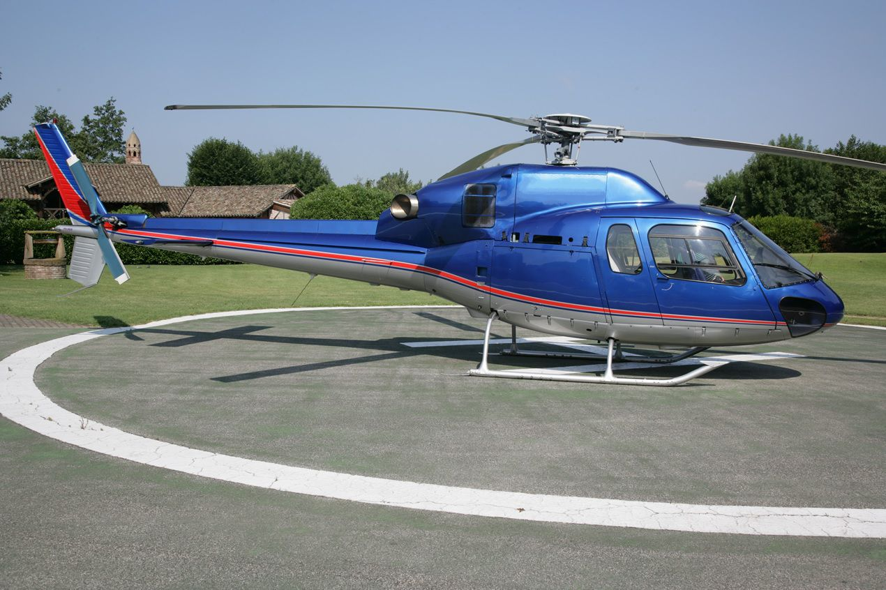 helicopter charter from home