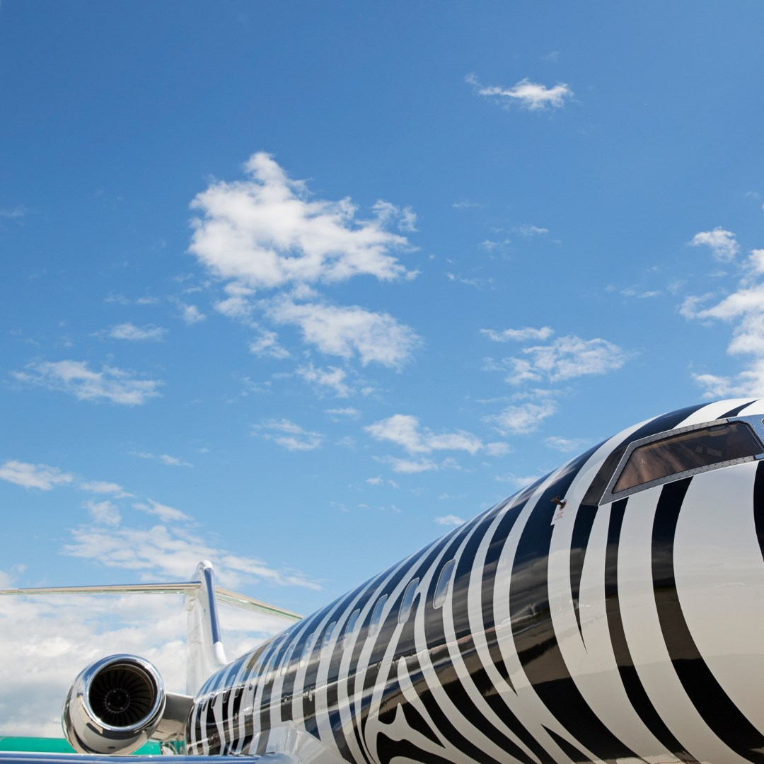 air charter service - business jet charter