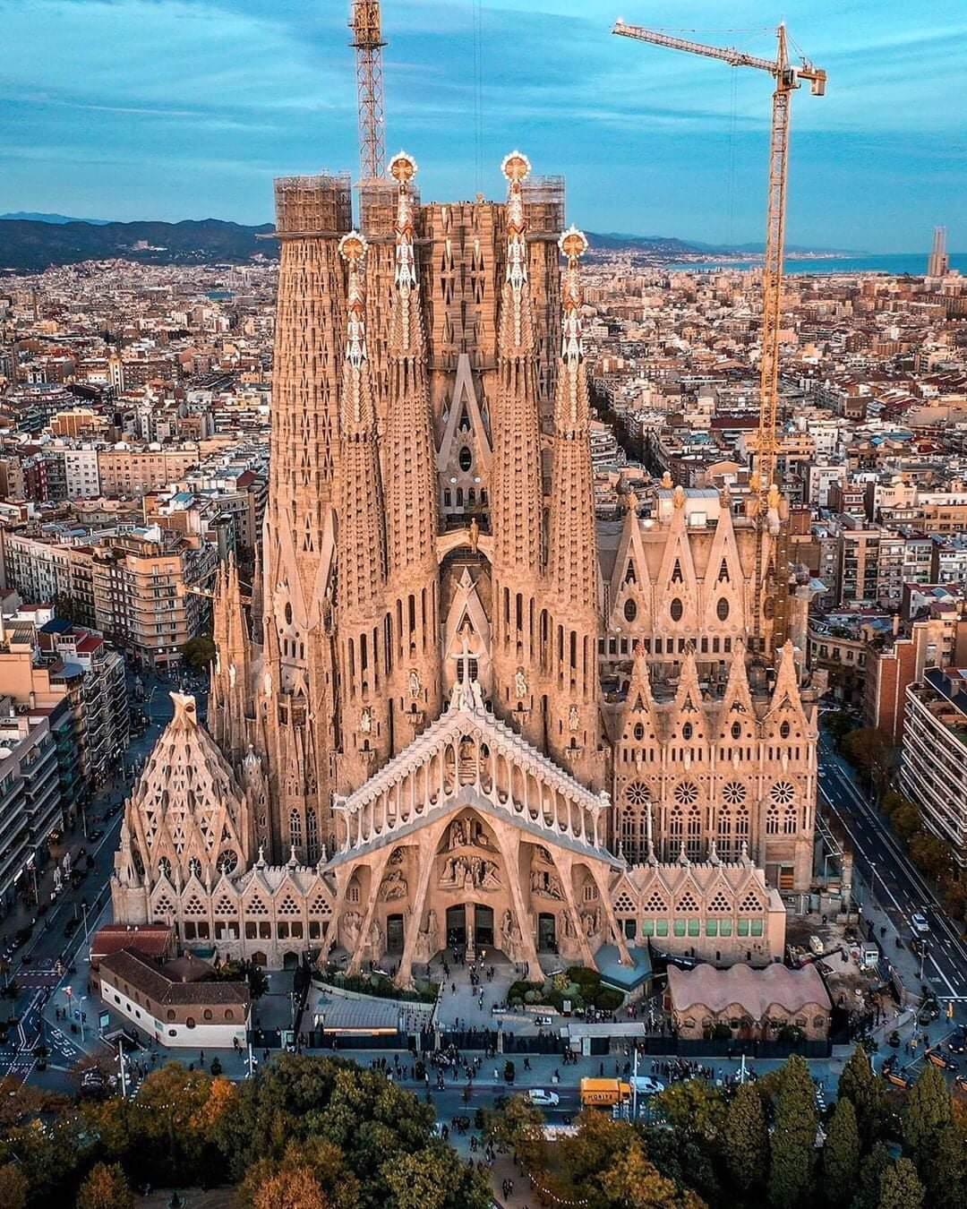Private Jet Flights Barcelona