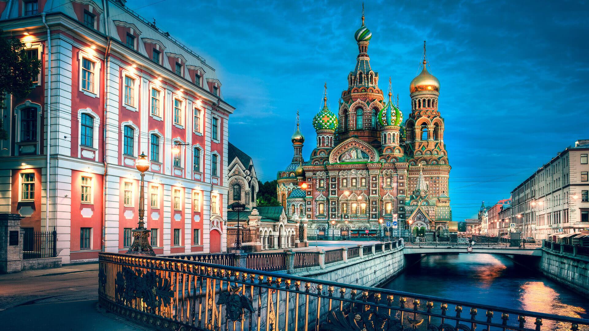 Private Jet Flights St. Petersburg