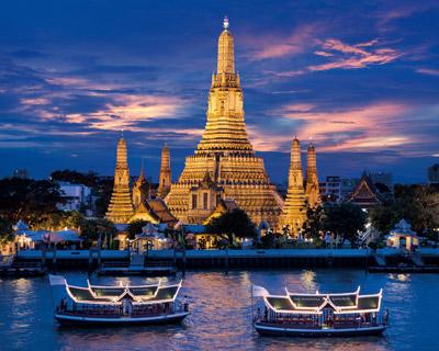 Private Jet to Bangkok