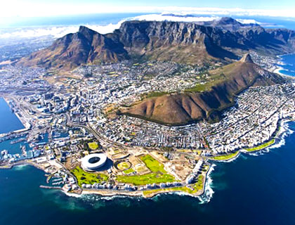 Private Jet Charter Cape Town