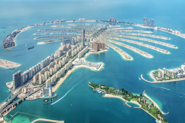 Private Jet Flights Between London and Dubai