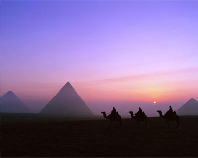 Private Jet to Giza