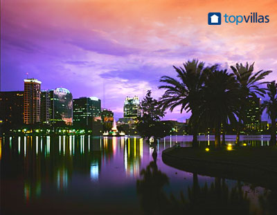 Charter Flights to Orlando
