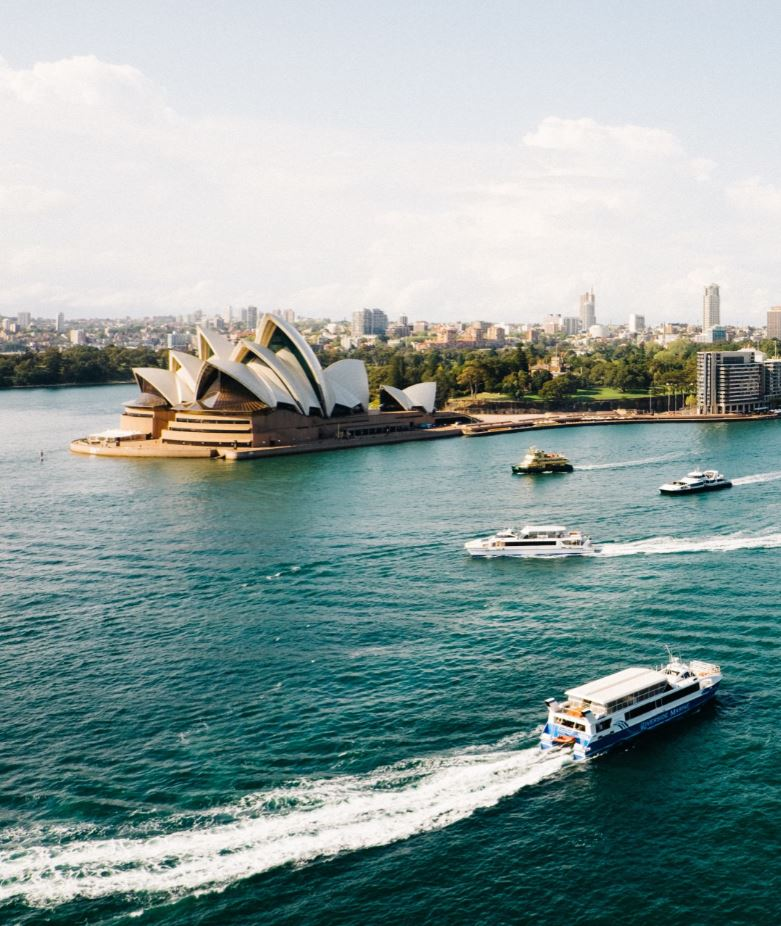 Sydney Private Jet Flights