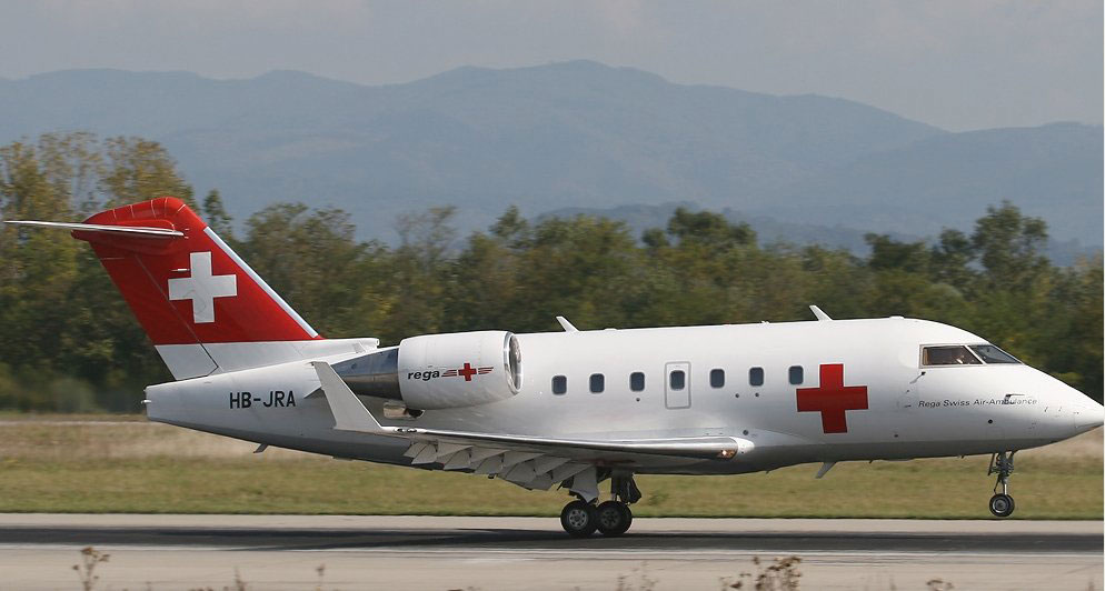 medical air ambulance service
