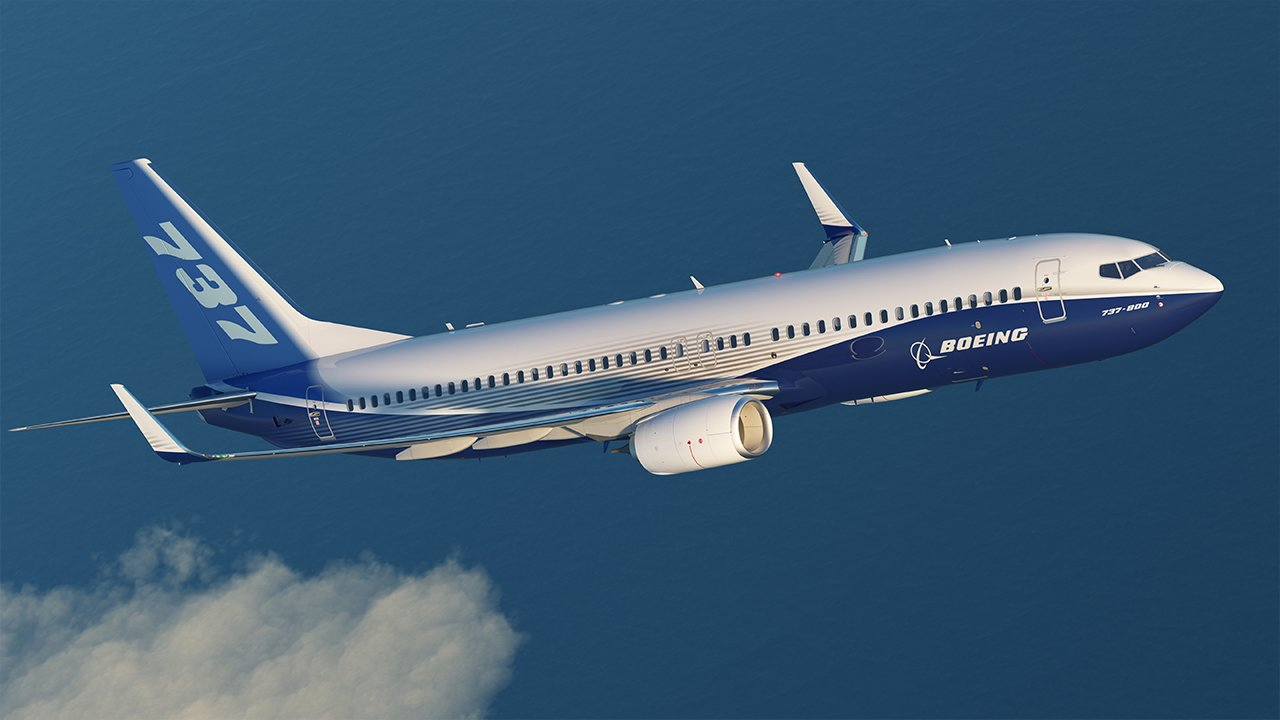 boeing 737 commercial jet charter