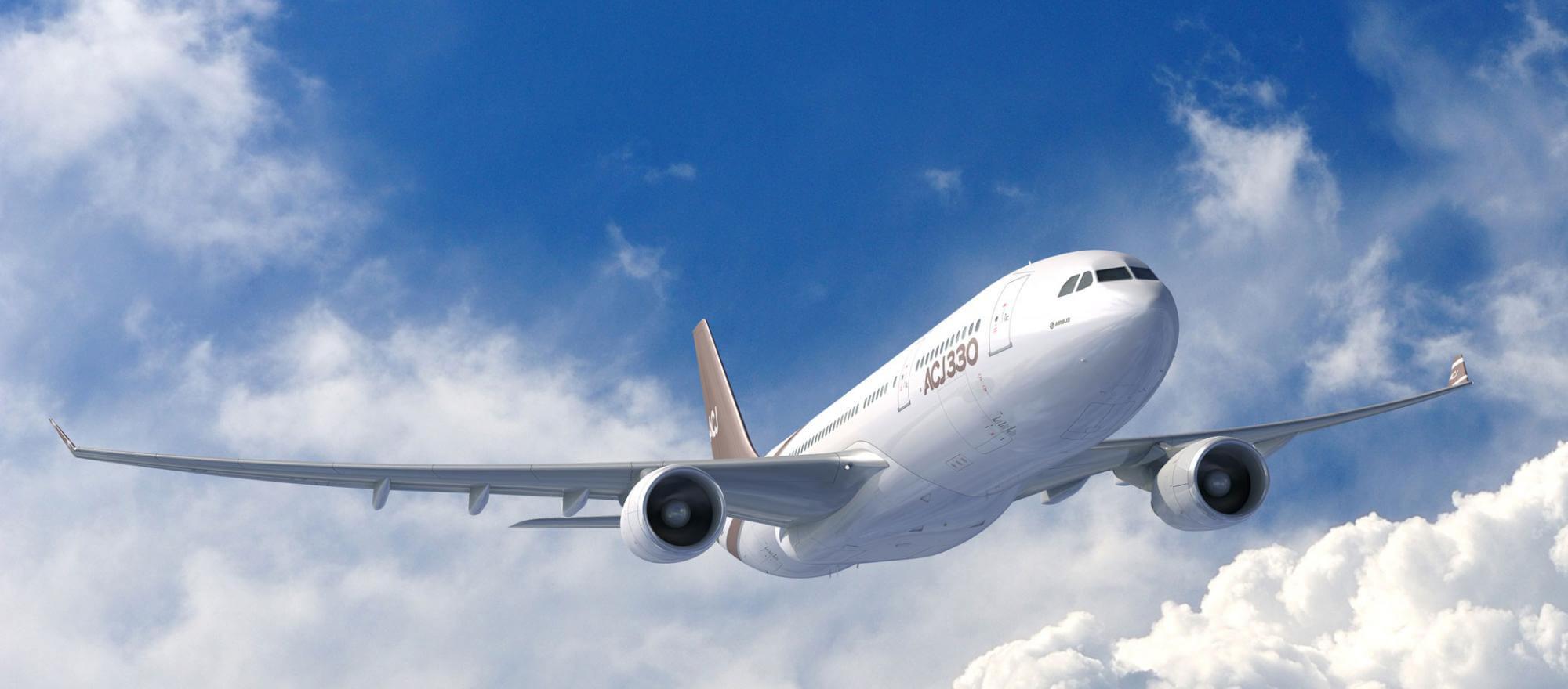 airbus acj330 aircraft