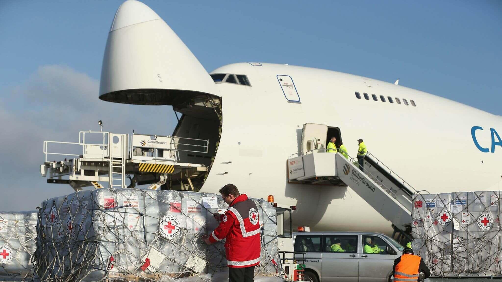 cargo medical aircraft