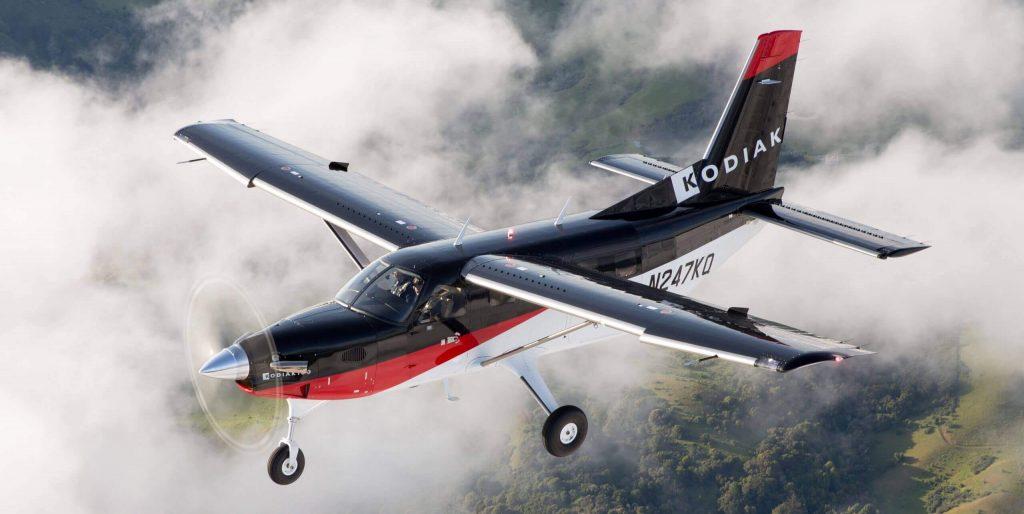 kodiak 100 series II aircraft