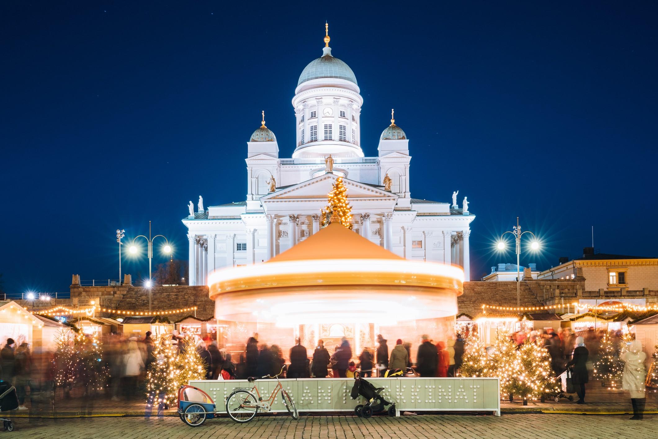 Helsinki Christmas Market