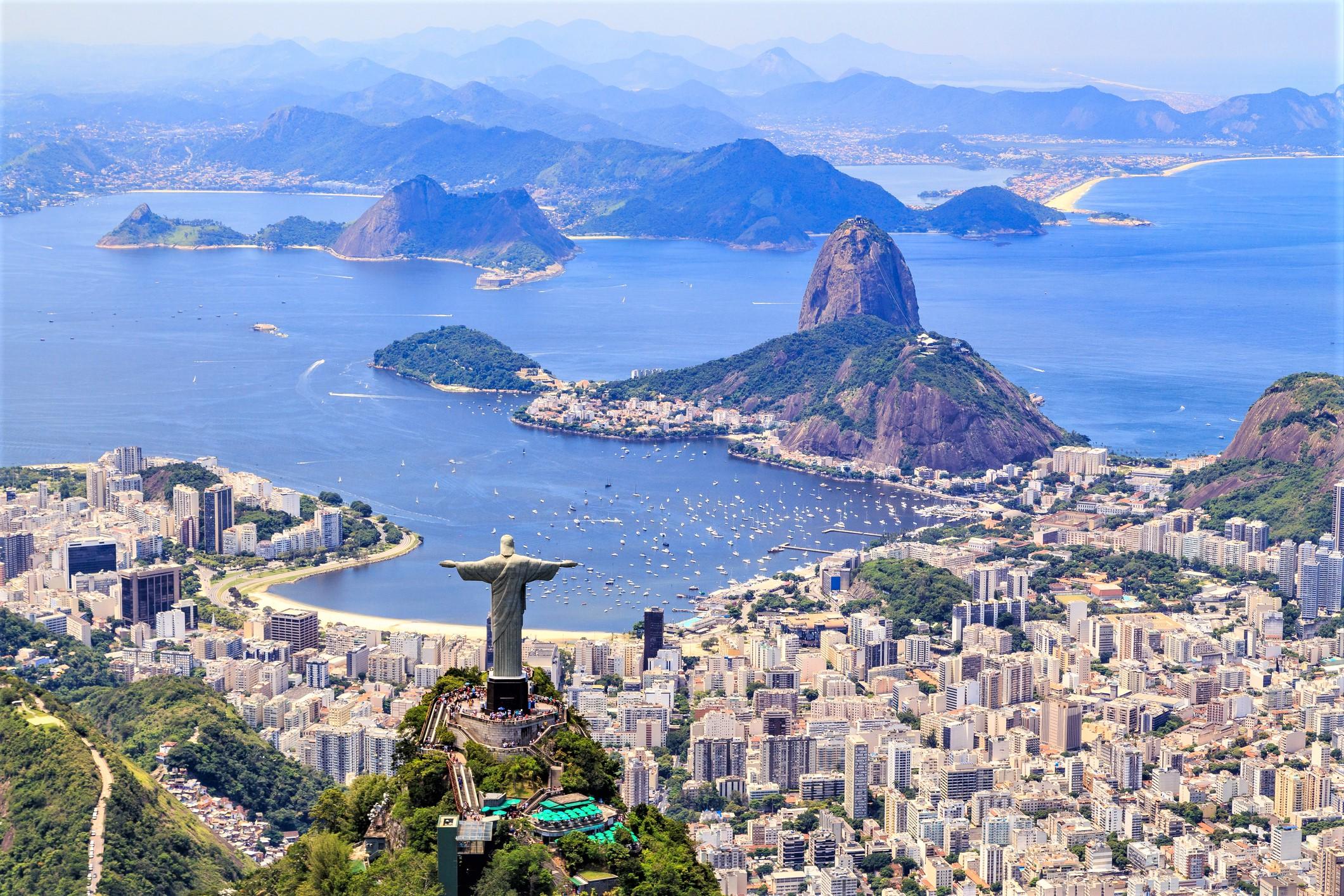 2020 Destination Hotlist Rio de Janeiro