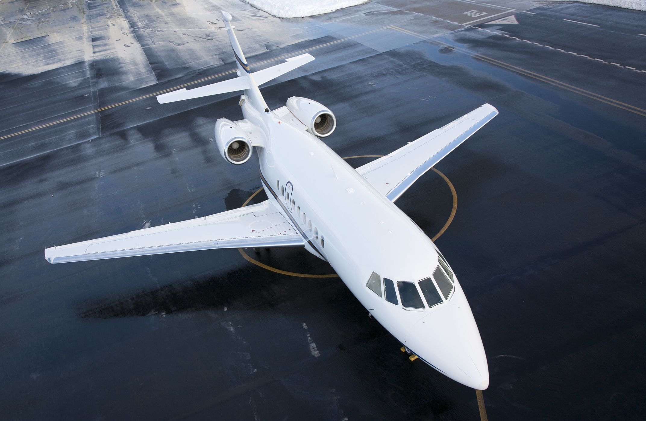 Can Private Jets fly into cities with reported coronavirus cases?