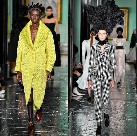 London and New Your Fashion Week 2020