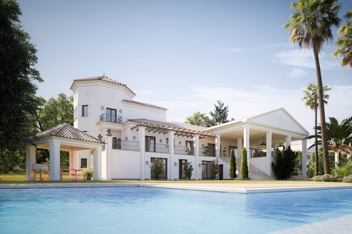 Exclusive Luxury Villa With Swimming Pool