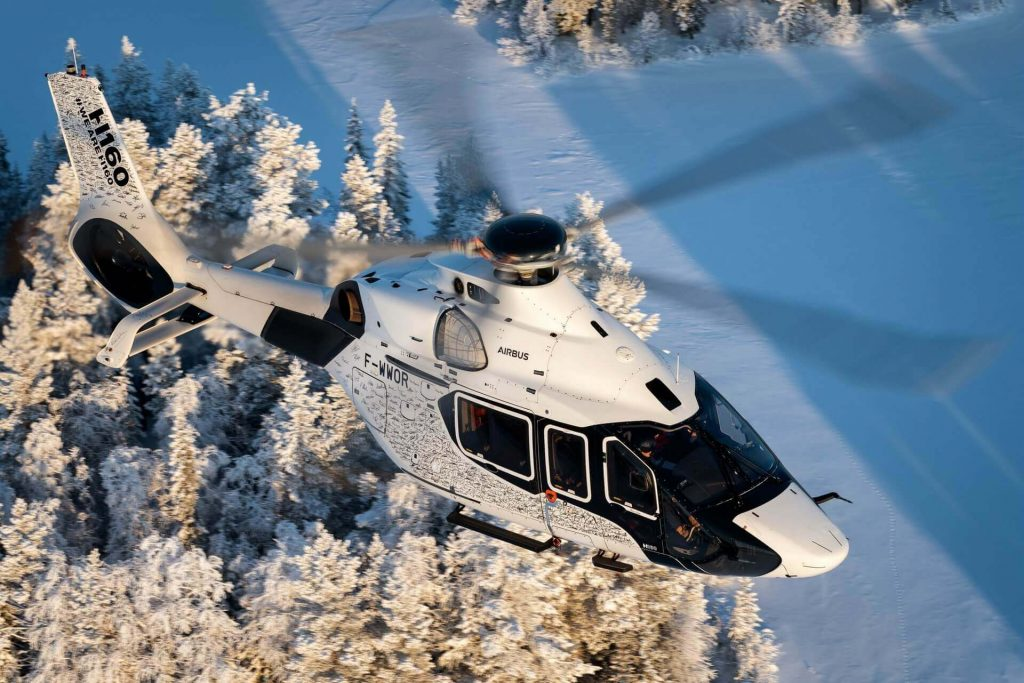 helicopter airbus ach160